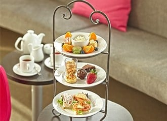 High Tea at Icelandair Hotel Herad