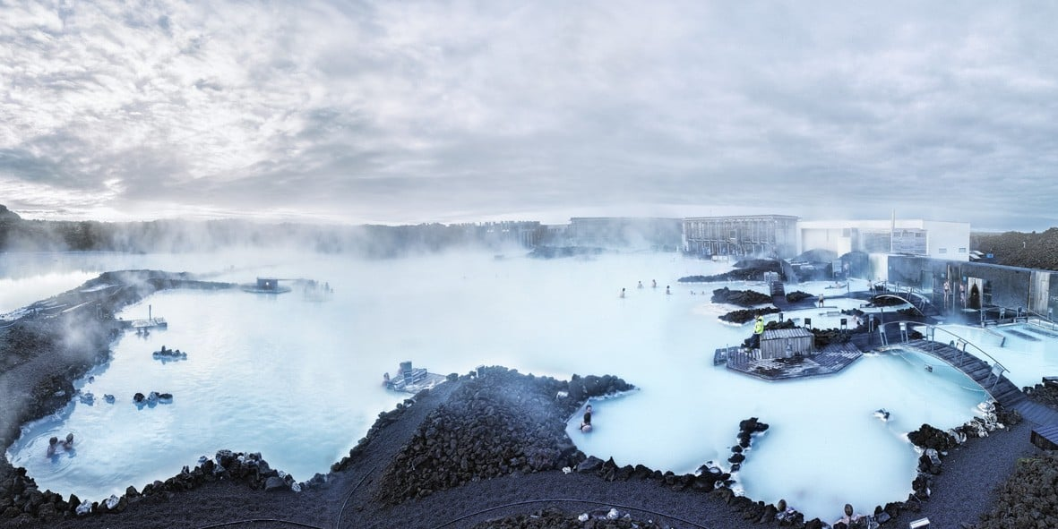 Nature pools and hot springs in iceland icelandair hotels for Hotels in iceland blue lagoon