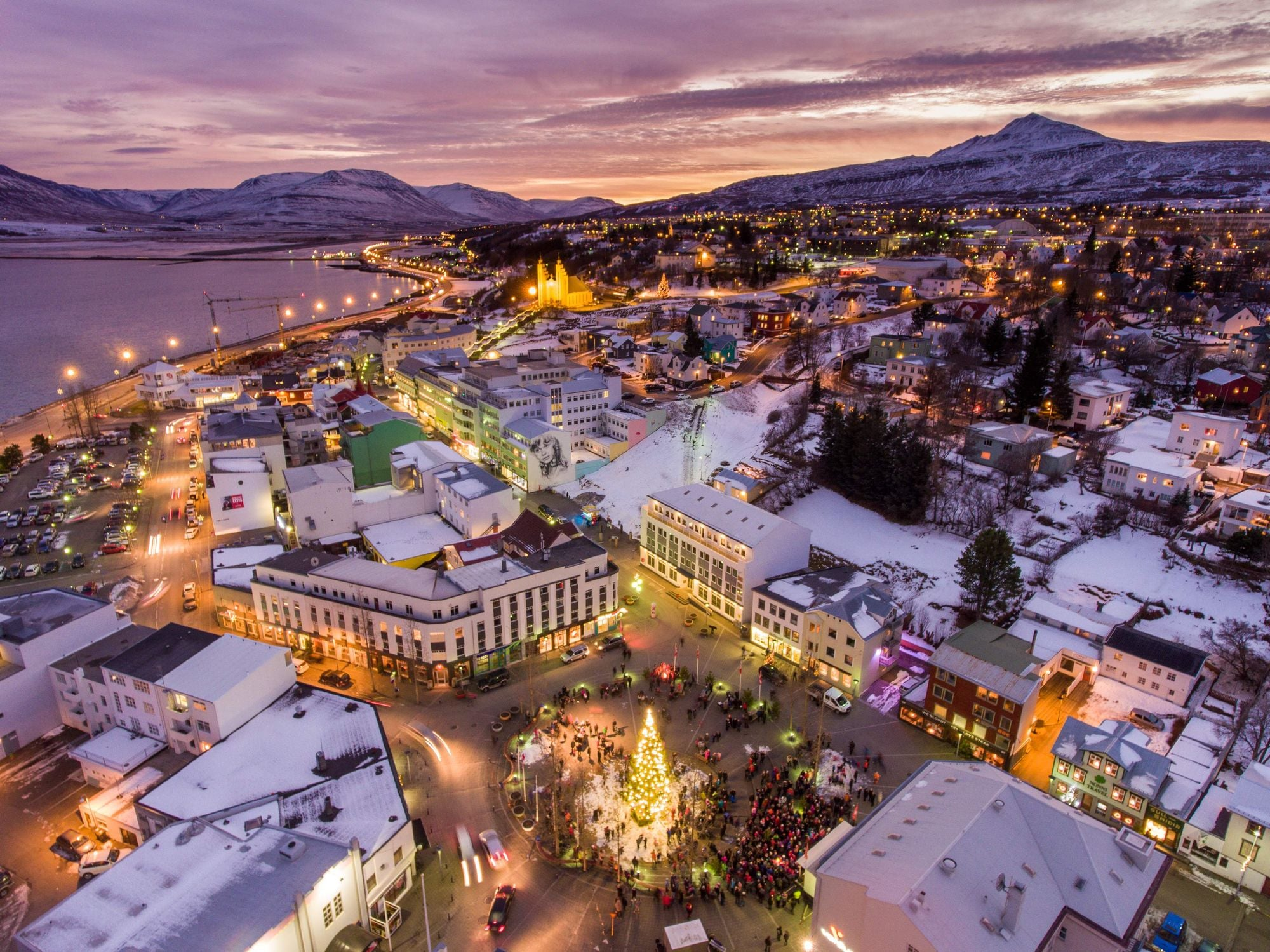 What to do in Akureyri during the winter | Icelandair Hotels